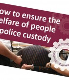 Ensure the welfare of people in custody featured